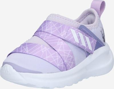 ADIDAS PERFORMANCE Schuh 'Frozen FortaRun X' in pastelllila / weiß, Produktansicht