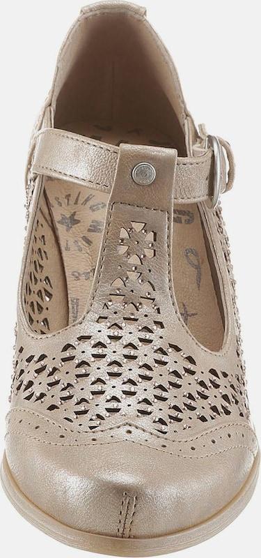 MUSTANG Shoes T-Strap Pumps