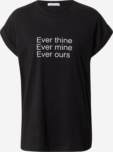 Designers Remix T-shirt i svart, Produktvy