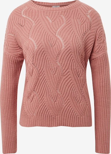 TOM TAILOR Pullover in rosa, Produktansicht