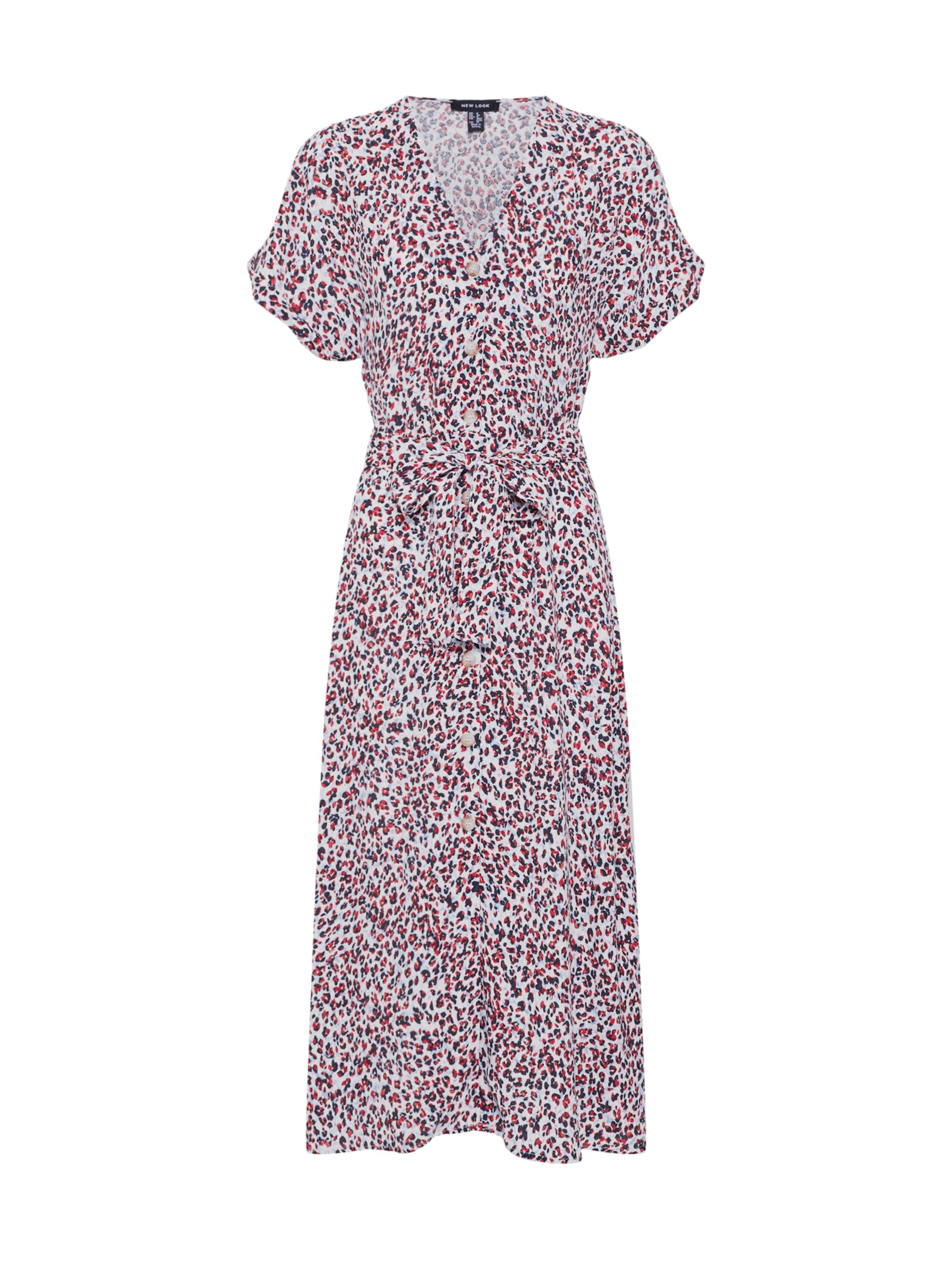 Btn Thru' Look Ani Kleid In 'lorna Rosa New hrCBosQdtx