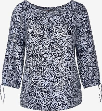 STREET ONE Carmen-Bluse mit Muster in mischfarben, Produktansicht