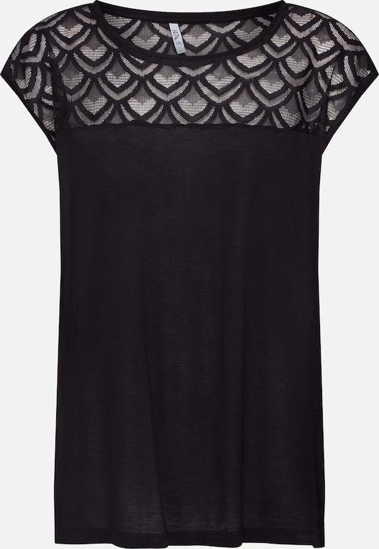 En Juna' Tp Hailys T 'ss Noir V shirt 8nOkP0w