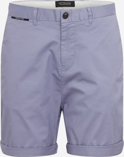 SCOTCH & SODA Chinohose in rauchblau, Produktansicht