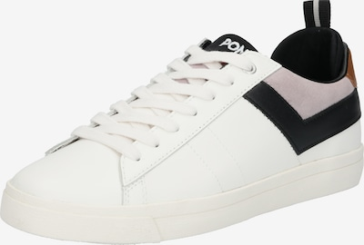 PONY Sneaker 'TOPSTAR' in grau / schwarz / weiß, Produktansicht