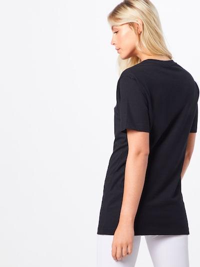 Merchcode Shirt 'Ladies Moth' in de kleur Gemengde kleuren / Zwart: Achteraanzicht