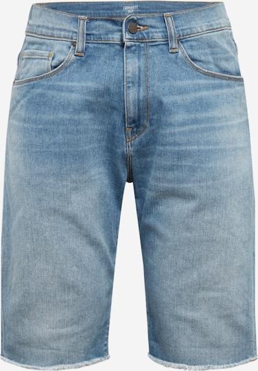 Carhartt WIP Shorts 'Swell' in blue denim, Produktansicht