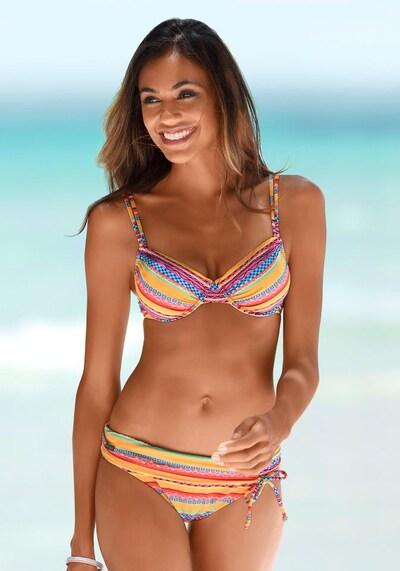 BUFFALO Bikinihose in gelb, Modelansicht