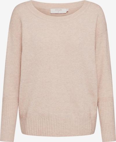 Cream Pullover 'Amelia' in rosé, Produktansicht