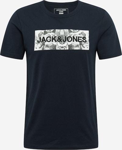 JACK & JONES Shirt 'CORINNE' in dunkelblau / schwarz / weiß, Produktansicht