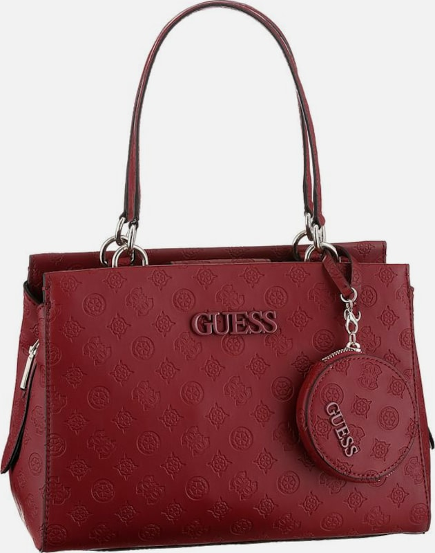 GUESS Tasche 'Janelle' in rot | ABOUT YOU