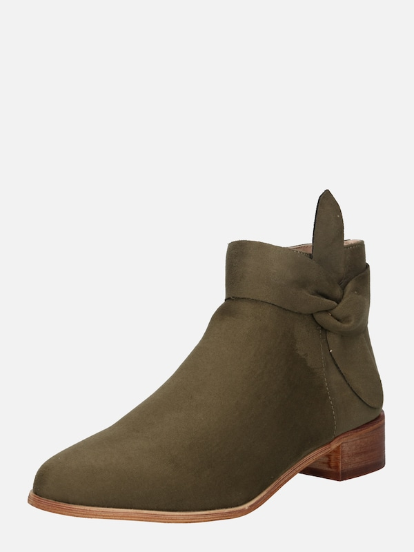 Ink En Bottines Lost Olive 'alana' 8gwT8qY