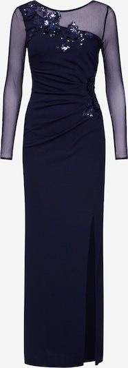Lipsy Společenské šaty 'WS NVY LS 3D FLWR MX' - námořnická modř, Produkt