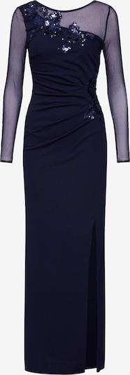Lipsy Kleid 'WS NVY LS 3D FLWR MX' in navy, Produktansicht