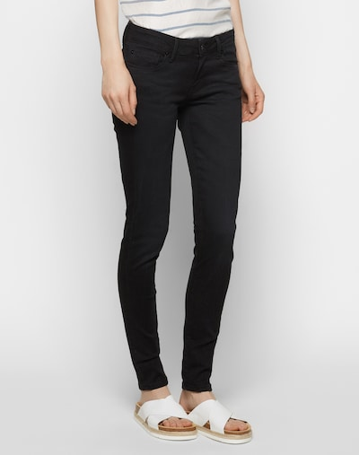Pepe Jeans Jeans 'Soho' in black denim, Modelansicht