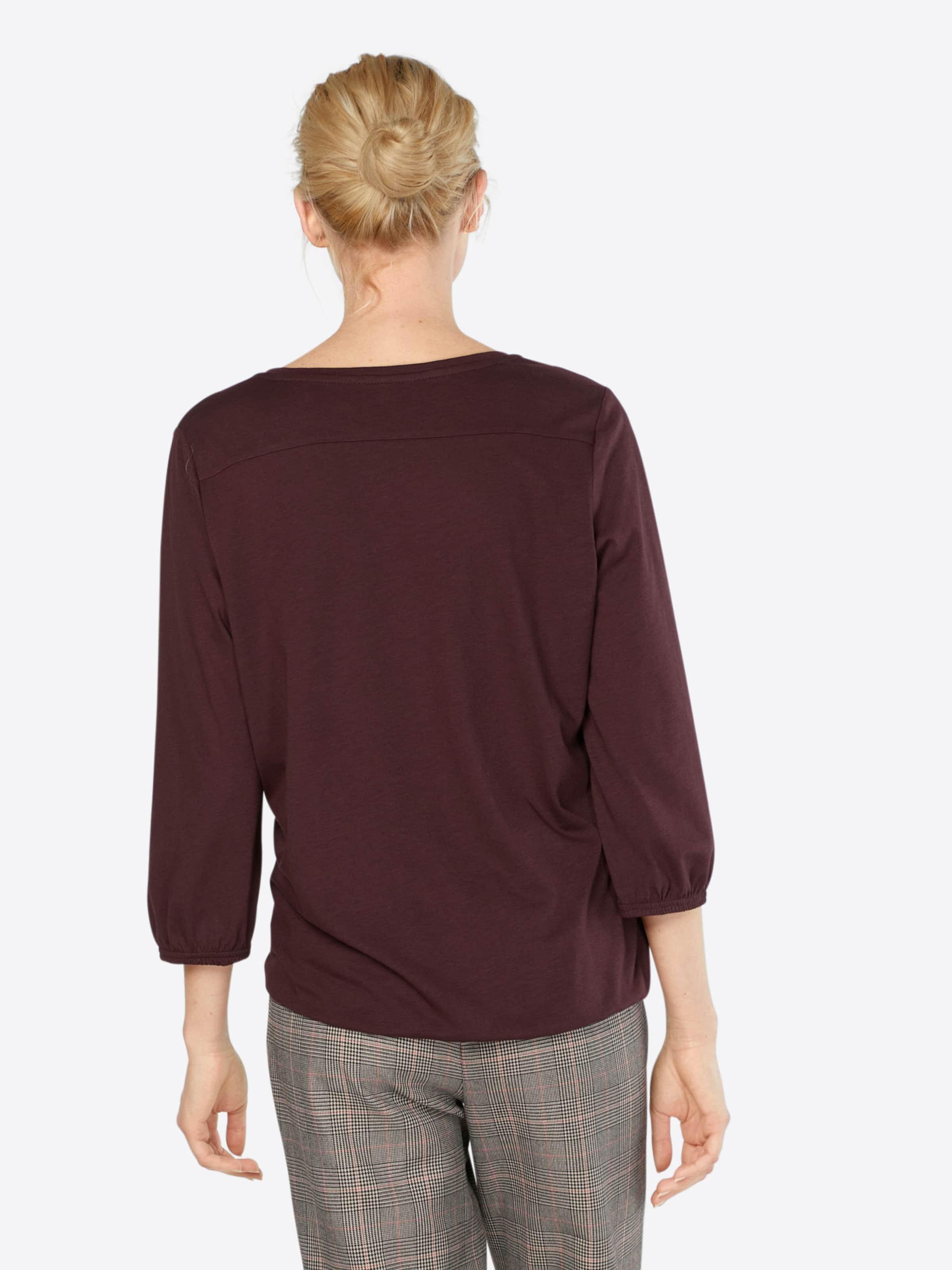 Shirt 'sc Soyaconcept felicity 7' In Bordeaux uKTc35lF1J