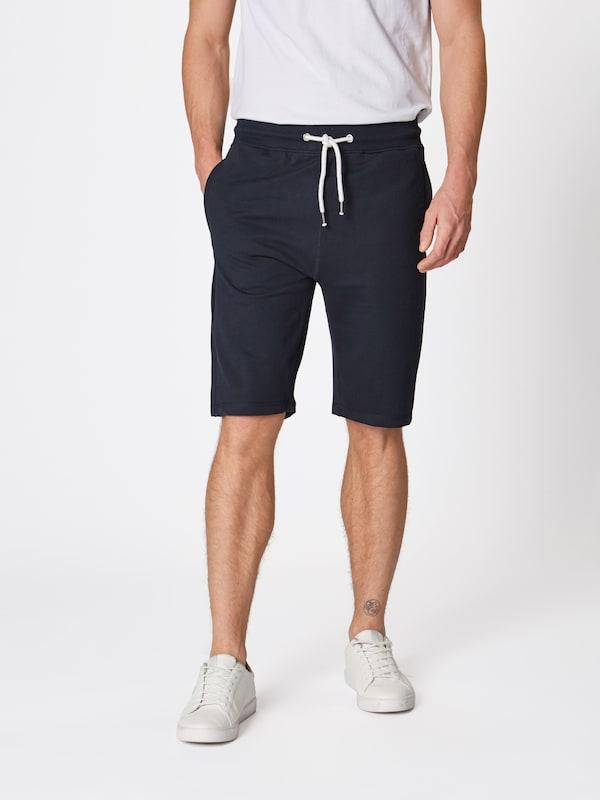 morgan' En Pantalon Foncé 'regular Bleu solid 5A3q4RjL