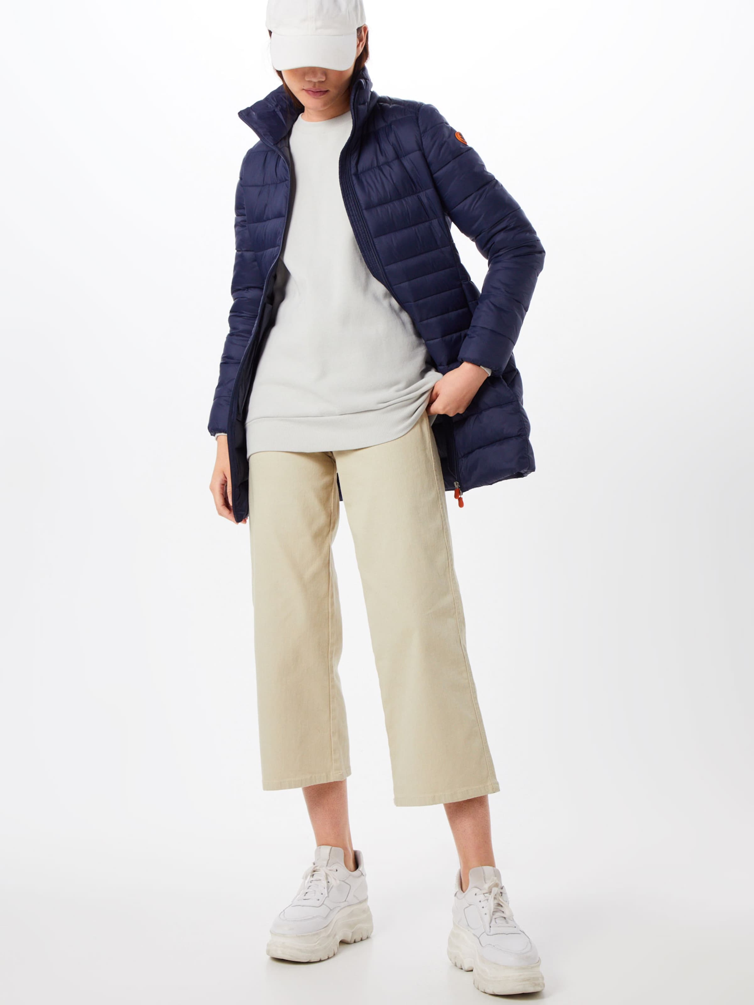 'cappotto Duck The D'hiver En Manteau Bleu Cappuccio' Save Marine vnN08mw