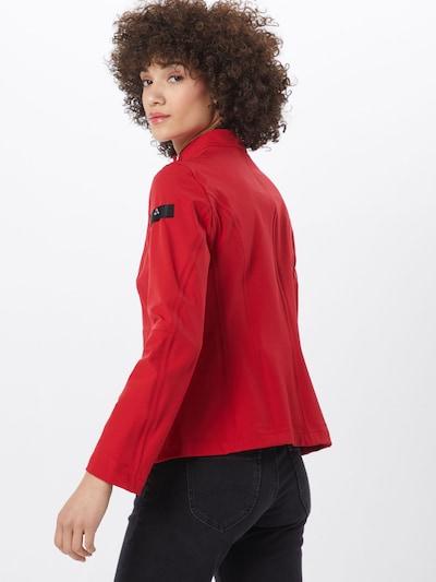 Peuterey Tussenjas 'Fliers' in de kleur Rood: Achteraanzicht
