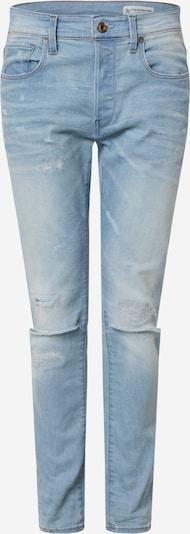 G-Star RAW Jeans '3301 Slim' in de kleur Blauw denim, Productweergave