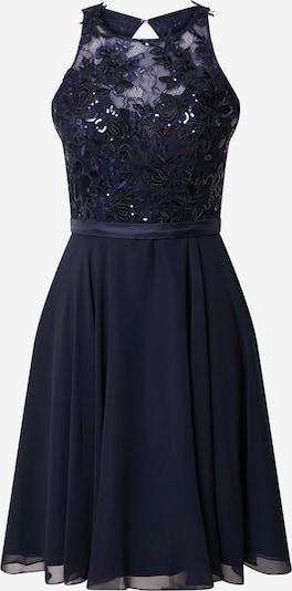 MAGIC NIGHTS Robe de cocktail en bleu marine, Vue avec produit
