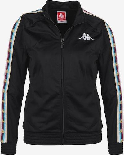KAPPA Trainingsjacke ' Valmira W ' in schwarz, Produktansicht