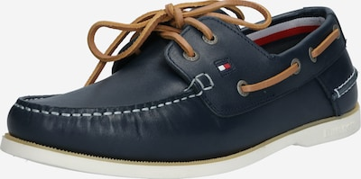 TOMMY HILFIGER Sportovní šněrovací boty - tmavě modrá / bílá, Produkt