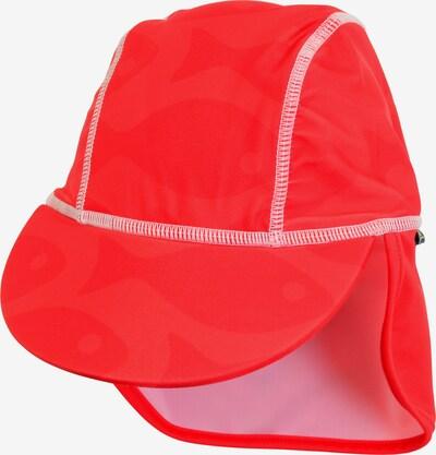 SWIMPY Sonnenhut mit UV-Schutz in rot, Produktansicht