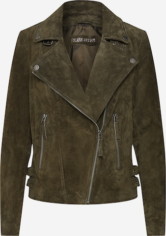 FREAKY NATION Between-season jacket 'Taxi Driver' in Green
