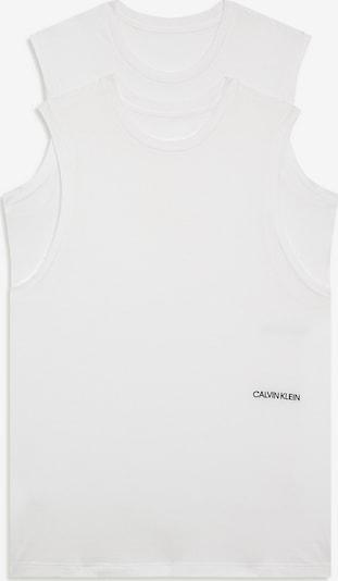 Calvin Klein Underwear Tanktop in weiß, Produktansicht