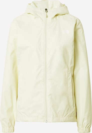 THE NORTH FACE Outdoorjacke 'Quest' in pastellgelb, Produktansicht