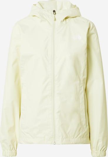 THE NORTH FACE Outdoorjas 'Quest' in de kleur Pasteelgeel, Productweergave