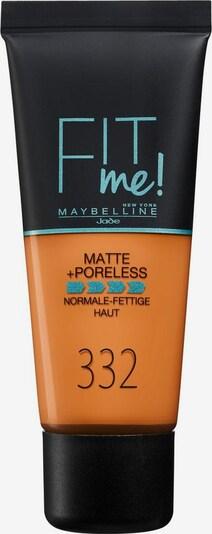 MAYBELLINE New York Make-up 'Fit me! Matte+Poreless' in bronze, Produktansicht