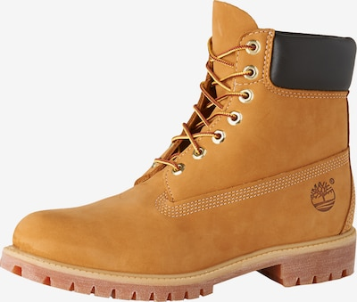 TIMBERLAND Bottines à lacets '6 in Premium Boot' en curry, Vue avec produit