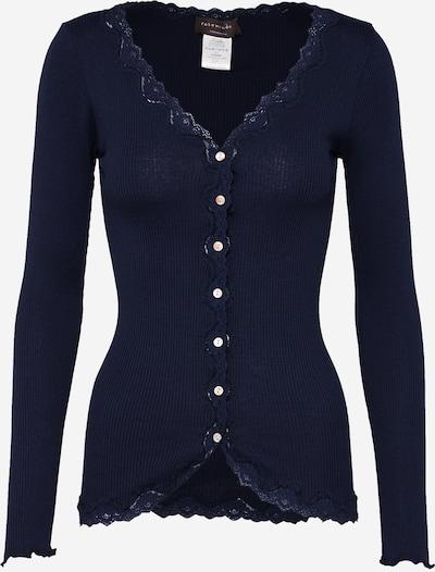 rosemunde Kardigán 'Silk' - námornícka modrá, Produkt