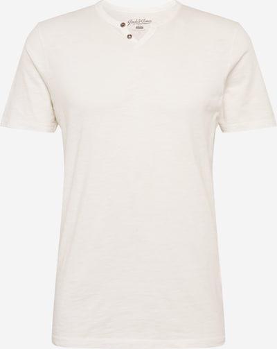 JACK & JONES Shirt 'Split' in weiß, Produktansicht