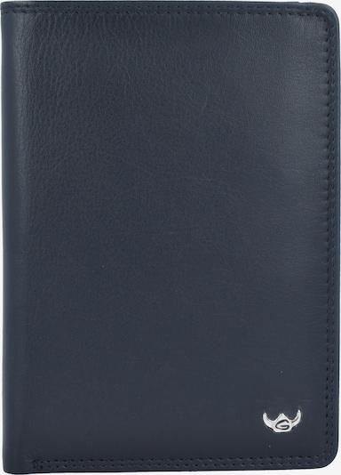 GOLDEN HEAD Portemonnaie 'Polo' in schwarz, Produktansicht