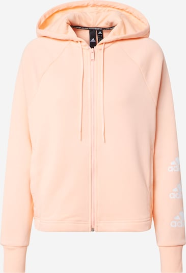 ADIDAS PERFORMANCE Sweatshirt 'Stacked' in pink, Produktansicht