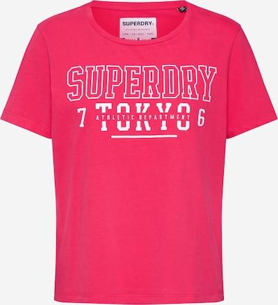 Superdry Tričko 'TRACK & FIELD' - ružová, Produkt