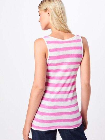 Key Largo Top 'SUMMER' in pink: Rückansicht