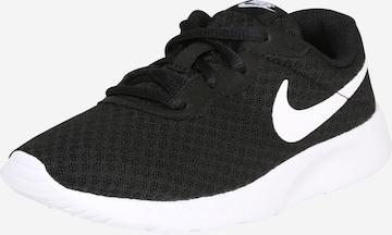 Nike Sportswear Sneaker 'Tanjun' in Schwarz