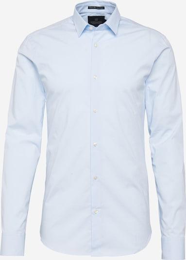 SCOTCH & SODA Hemd 'NOS - Classic longsleeve shirt in crispy cotton/lycra qualit' in hellblau, Produktansicht