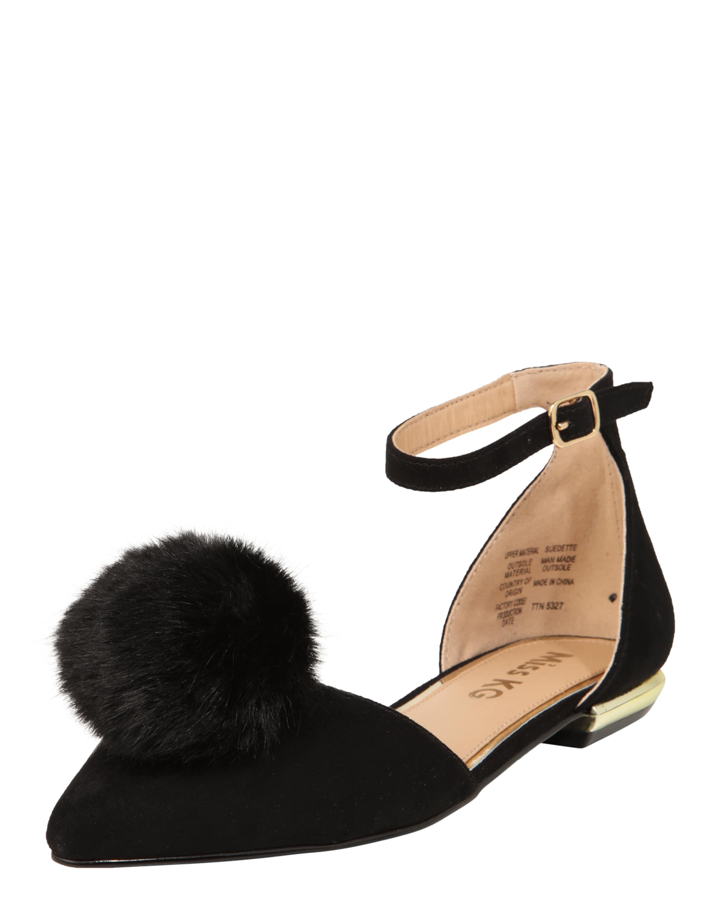 Miss KG Riemchenballerina Goldie Verschleißfeste billige Schuhe
