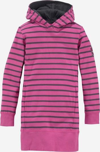 CHIEMSEE Kleid in kobaltblau / pink, Produktansicht