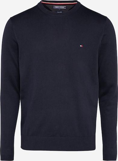 TOMMY HILFIGER Pullover 'SILK' in dunkelblau, Produktansicht