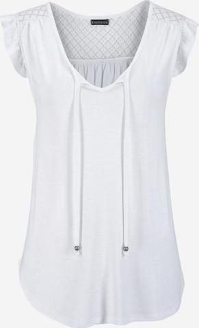 BUFFALO Shirt in White