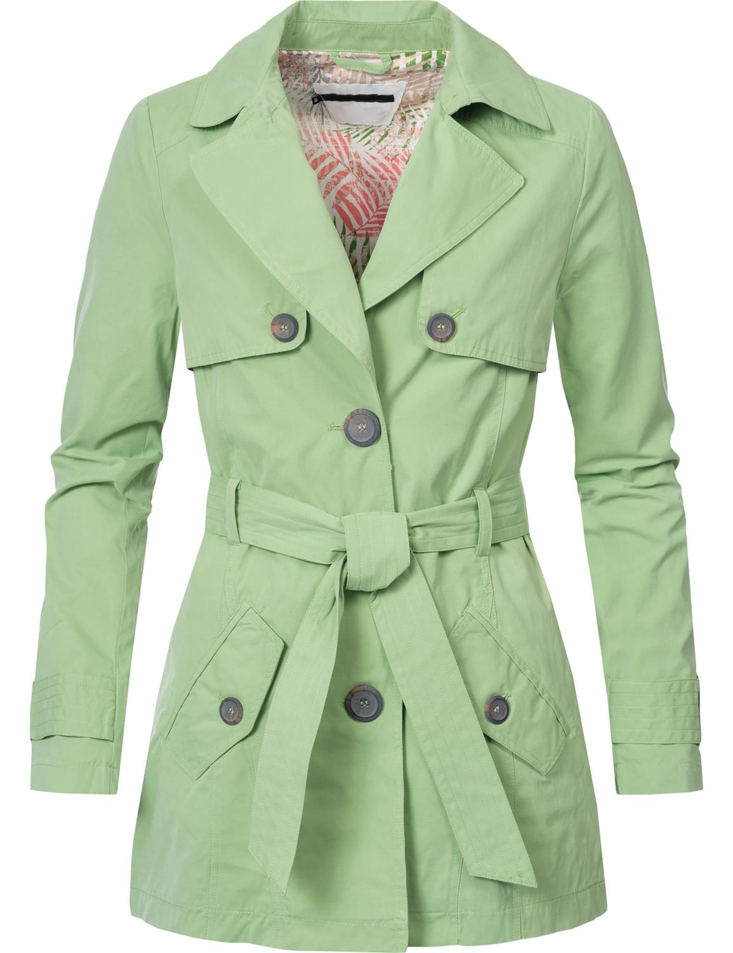 Peak Time Trenchcoat Mint 'l60099' In HDI9YWE2