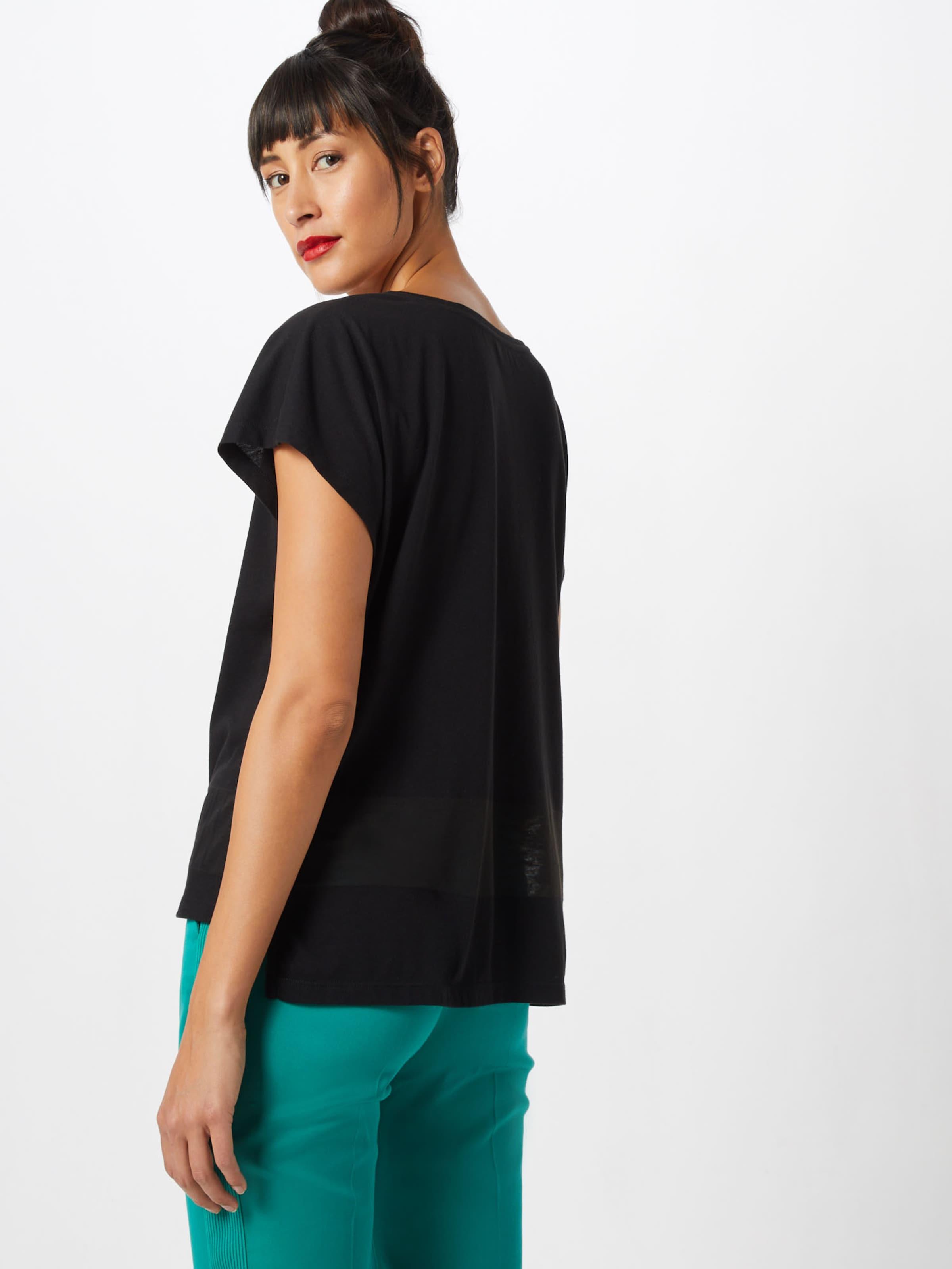 shirt Noir 'svana En T Drykorn p7' rBoCxde