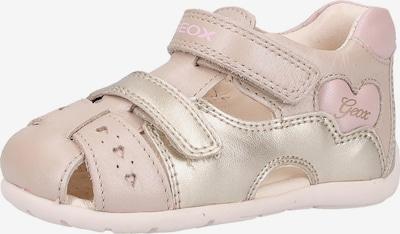 GEOX Kids Sandale 'Kaytan' in beige / rosé, Produktansicht