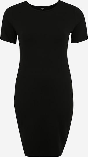 Urban Classics Curvy Kleid in mischfarben / schwarz, Produktansicht